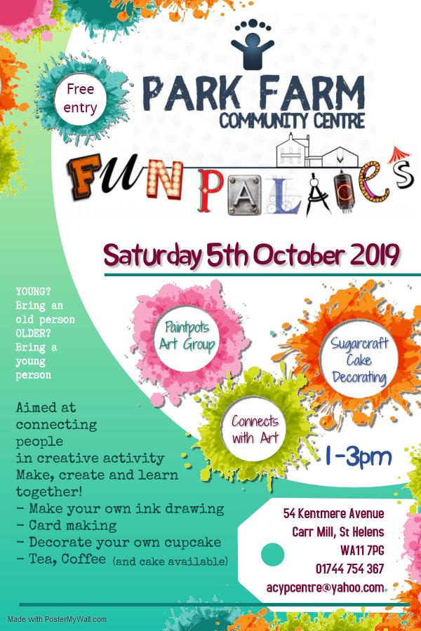 Fun Palace-Park Farm Community Centre
