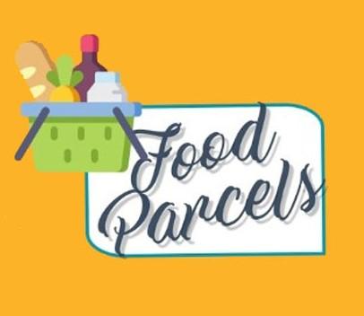 Food Parcel-Park Farm Community Centre