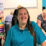 Laura Ganson Volunteer 150x150