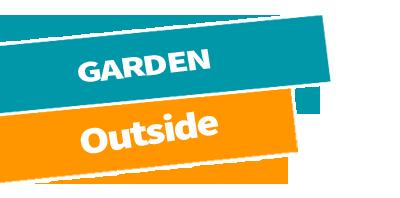 GARDEN OUTSIDE -Park Farm Community Centre