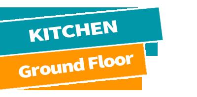 KITCHEN Ground floor -Park Farm Community Centre